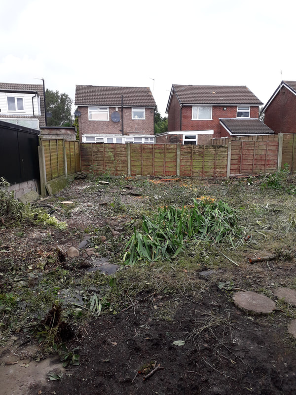 Four Large Trees Removed in Harwood, Bolton